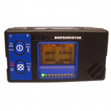 GMI Shipsurveyor 5 measures %LEL, %Vol, O2, CO and CO2