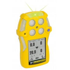 Gas Monitor: GasAlertQuattro Four Gas Monitor Hire