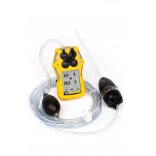 Gas Monitor: GasAlertQuattro Manual Aspirator Pump Kit