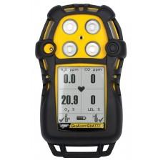 Gas Monitor: GasAlertQuattro Concussion Proof Boot