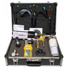 Gas Monitor: GasAlertQuattro Confined Space Kit (Includes calibration Gas but not the Instrument)