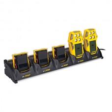 Gas Monitor: GasAlertQuattro Multi-Unit Cradle Charger