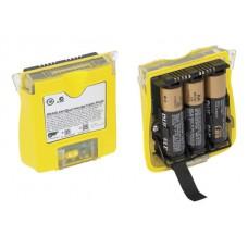 Gas Monitor Quattro Alkaline Battery Pack
