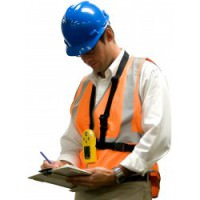 Gas Detector - GasAlert Chest Harness
