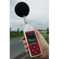 Sound Level Meter: CR1720 Optimus Green Class 2 (with Datalogging)