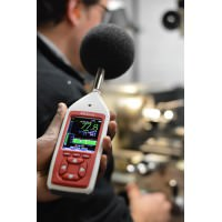 Sound Level Meter: CR162A Optimus Red Class 2 (non datalogging)
