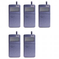 Air Sampling: Pocket Pump Five Pump Vapour Kit